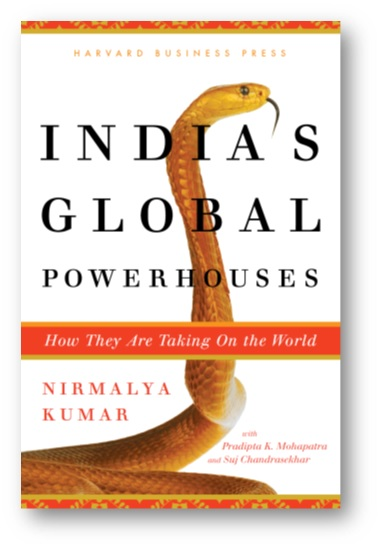 3. India's Global Powerhouses, 2009